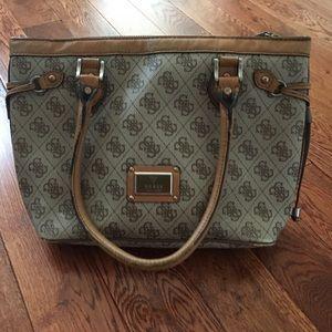Guess bag, handbag, purse